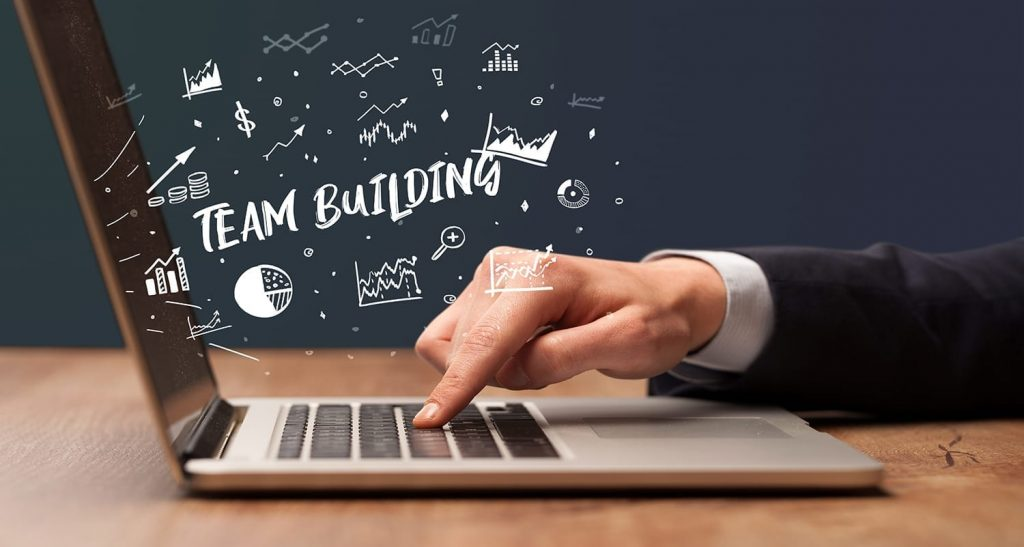 virtual team building activities